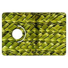 Basket Woven Braid Wicker Kindle Fire Hdx Flip 360 Case