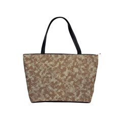 Camouflage Tarn Texture Pattern Shoulder Handbags