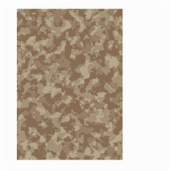 Camouflage Tarn Texture Pattern Large Garden Flag (two Sides)
