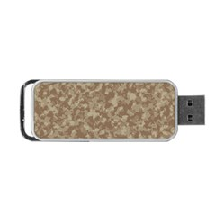 Camouflage Tarn Texture Pattern Portable USB Flash (Two Sides)