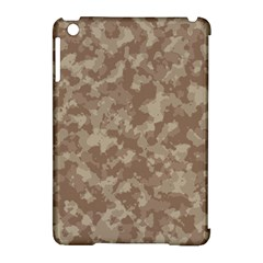 Camouflage Tarn Texture Pattern Apple Ipad Mini Hardshell Case (compatible With Smart Cover)