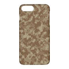 Camouflage Tarn Texture Pattern Apple Iphone 7 Plus Hardshell Case