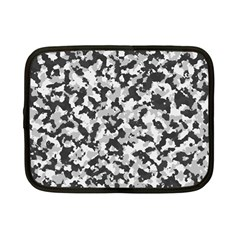 Camouflage Tarn Texture Pattern Netbook Case (Small)