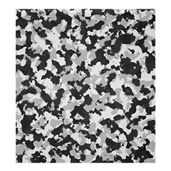 Camouflage Tarn Texture Pattern Shower Curtain 66  x 72  (Large)