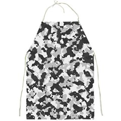 Camouflage Tarn Texture Pattern Full Print Aprons