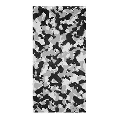 Camouflage Tarn Texture Pattern Shower Curtain 36  x 72  (Stall)