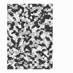 Camouflage Tarn Texture Pattern Small Garden Flag (two Sides)