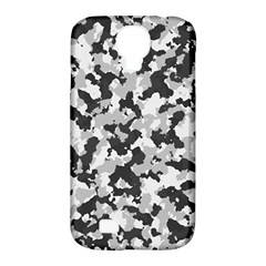 Camouflage Tarn Texture Pattern Samsung Galaxy S4 Classic Hardshell Case (PC+Silicone)