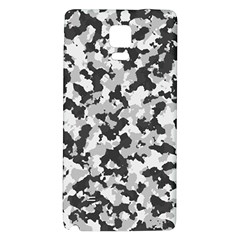 Camouflage Tarn Texture Pattern Galaxy Note 4 Back Case