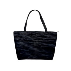 Dark Lake Ocean Pattern River Sea Shoulder Handbags