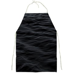 Dark Lake Ocean Pattern River Sea Full Print Aprons