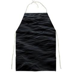 Dark Lake Ocean Pattern River Sea Full Print Aprons