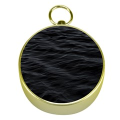 Dark Lake Ocean Pattern River Sea Gold Compasses