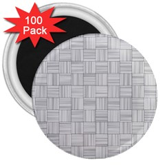 Flooring Household Pattern 3  Magnets (100 pack)