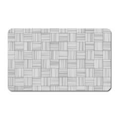 Flooring Household Pattern Magnet (Rectangular)
