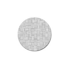 Flooring Household Pattern Golf Ball Marker (10 pack)
