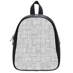 Flooring Household Pattern School Bags (small)