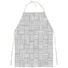 Flooring Household Pattern Full Print Aprons