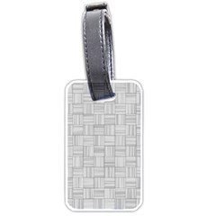 Flooring Household Pattern Luggage Tags (One Side)