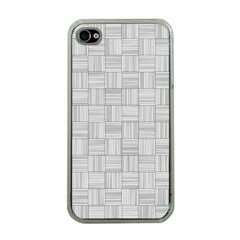 Flooring Household Pattern Apple iPhone 4 Case (Clear)