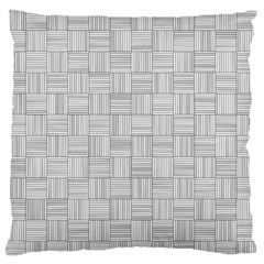 Flooring Household Pattern Standard Flano Cushion Case (Two Sides)