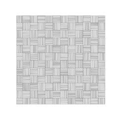 Flooring Household Pattern Small Satin Scarf (Square)