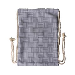 Flooring Household Pattern Drawstring Bag (Small)