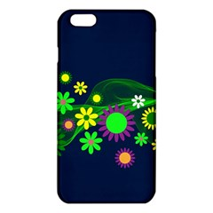 Flower Power Flowers Ornament Iphone 6 Plus/6s Plus Tpu Case