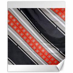 Bed Linen Microfibre Pattern Canvas 16  X 20