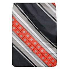 Bed Linen Microfibre Pattern Flap Covers (L)