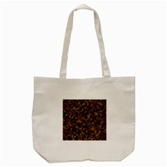 Camouflage Tarn Forest Texture Tote Bag (cream)