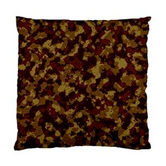 Camouflage Tarn Forest Texture Standard Cushion Case (two Sides)