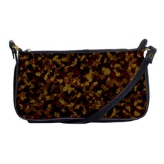 Camouflage Tarn Forest Texture Shoulder Clutch Bags