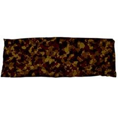 Camouflage Tarn Forest Texture Body Pillow Case (Dakimakura)