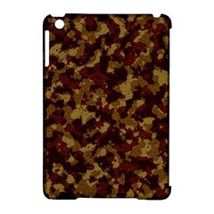 Camouflage Tarn Forest Texture Apple iPad Mini Hardshell Case (Compatible with Smart Cover)
