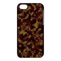 Camouflage Tarn Forest Texture Apple iPhone 5C Hardshell Case