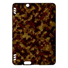 Camouflage Tarn Forest Texture Kindle Fire Hdx Hardshell Case