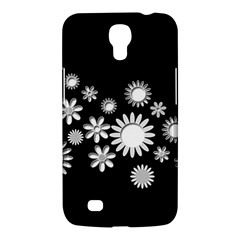 Flower Power Flowers Ornament Samsung Galaxy Mega 6 3  I9200 Hardshell Case
