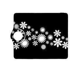 Flower Power Flowers Ornament Kindle Fire Hdx 8 9  Flip 360 Case