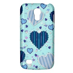 Hearts Pattern Paper Wallpaper Galaxy S4 Mini
