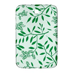 Leaves Foliage Green Wallpaper Samsung Galaxy Note 8.0 N5100 Hardshell Case