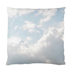 Light Nature Sky Sunny Clouds Standard Cushion Case (Two Sides)