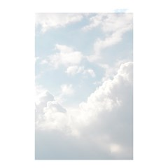 Light Nature Sky Sunny Clouds Shower Curtain 48  x 72  (Small)