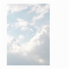 Light Nature Sky Sunny Clouds Small Garden Flag (two Sides)