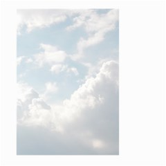 Light Nature Sky Sunny Clouds Large Garden Flag (two Sides)