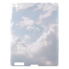 Light Nature Sky Sunny Clouds Apple iPad 3/4 Hardshell Case