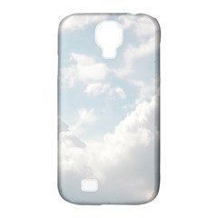 Light Nature Sky Sunny Clouds Samsung Galaxy S4 Classic Hardshell Case (PC+Silicone)