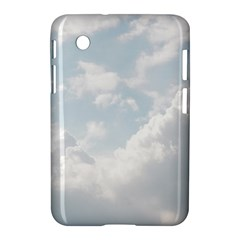 Light Nature Sky Sunny Clouds Samsung Galaxy Tab 2 (7 ) P3100 Hardshell Case