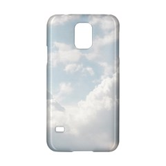 Light Nature Sky Sunny Clouds Samsung Galaxy S5 Hardshell Case