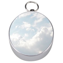 Light Nature Sky Sunny Clouds Silver Compasses